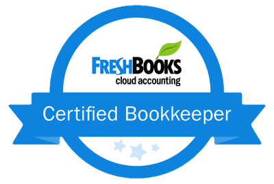 Jackie Forster is Freshbook Certified Bookkeeper - click for a free trial of Freshbooks
